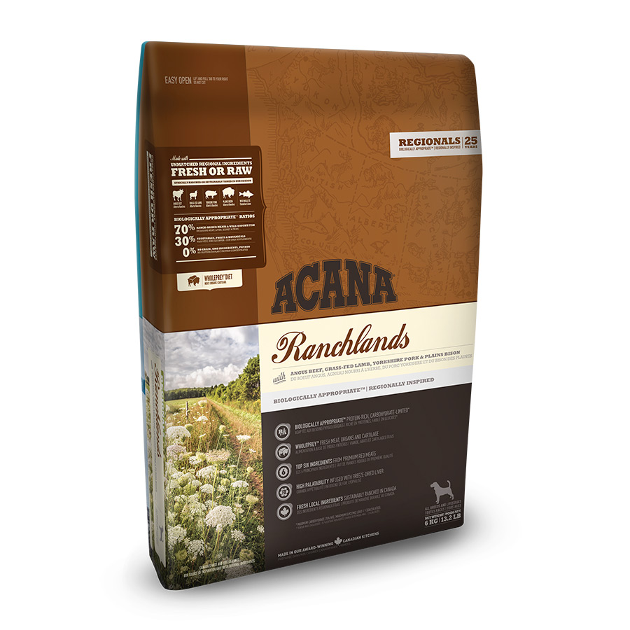 Acana Ranchlands - 2x13 kg Pack Ahorro, , large image number null