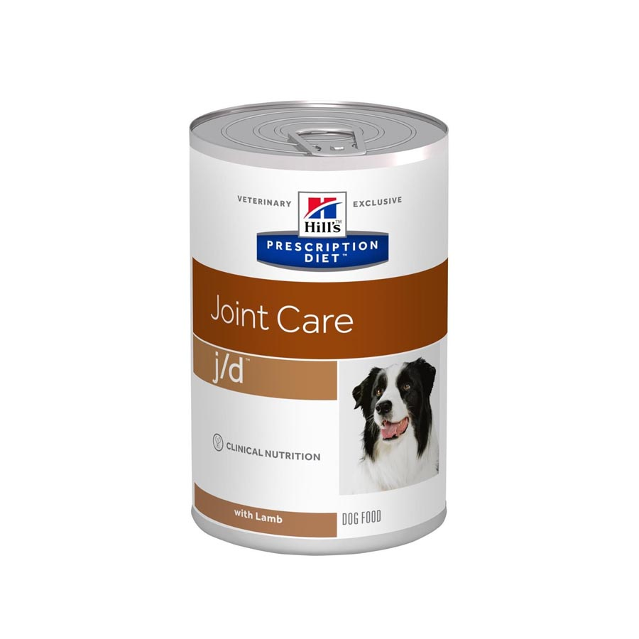 Hill's Prescription Diet  j/d Canine con Cordero image number null