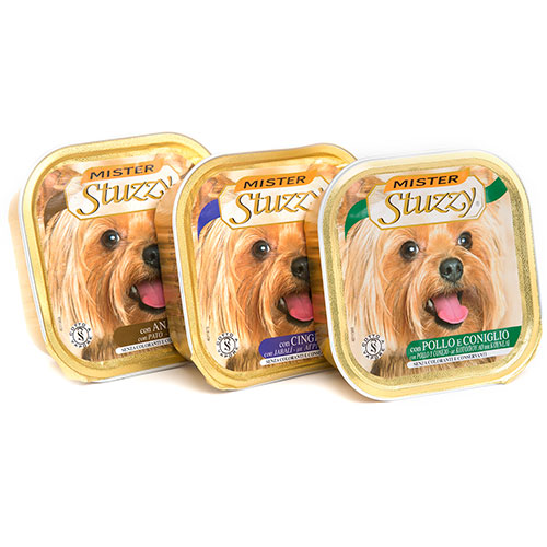 Mister Stuzzy Dog paté para perros 300 gr, , large image number null