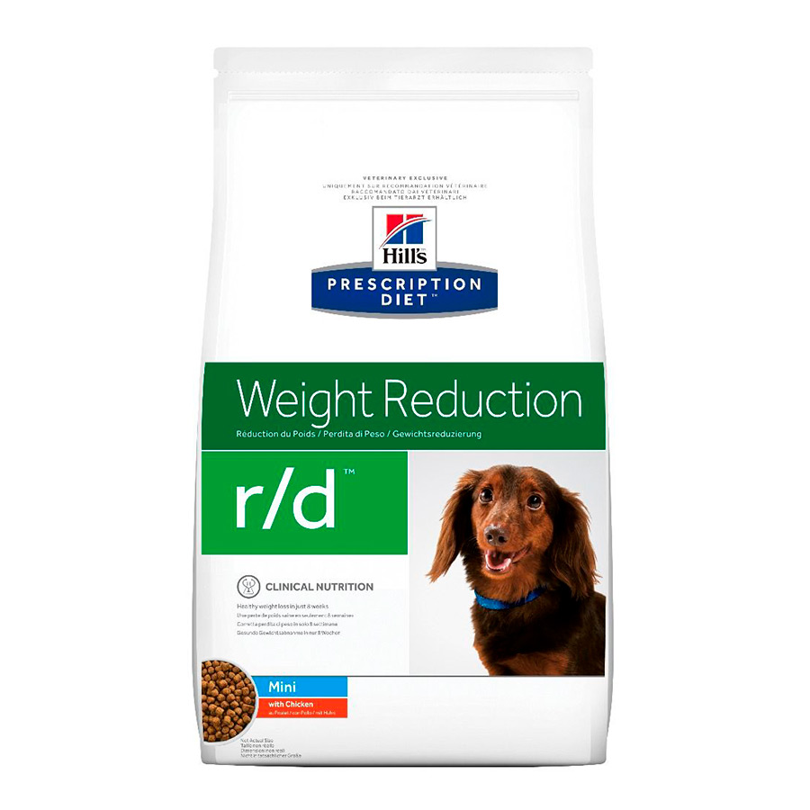 Hill's Prescription Diet Mini r/d image number null