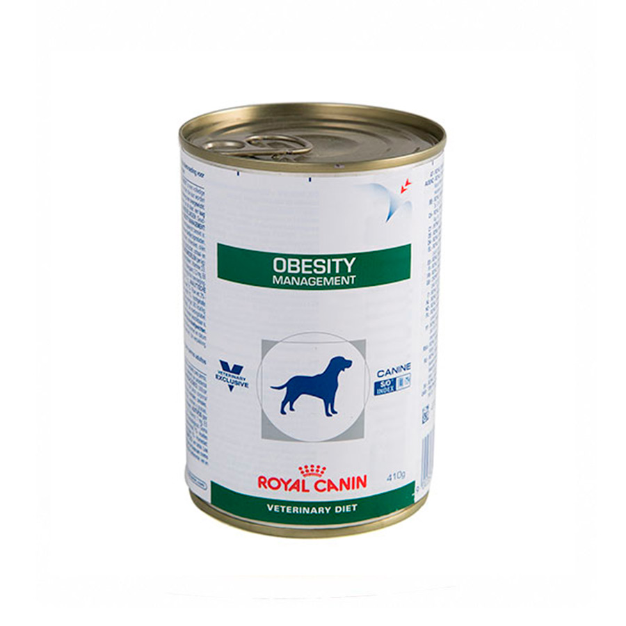 Royal Canin Lata Veterinary Diet Obesity Húmedo 410 gr, , large image number null