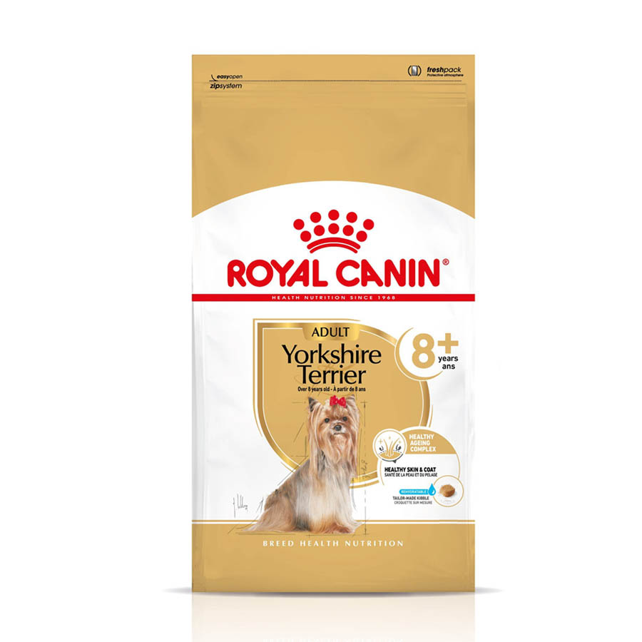 Royal Canin Ageing Yorkshire +8 1,5 kg image number null