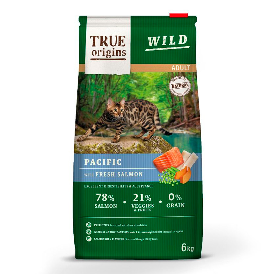 True Origins Wild Cat Adult Pacific, , large image number null