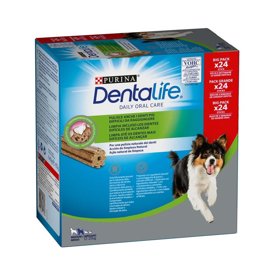 Purina Dentalife Medium Multipack image number null