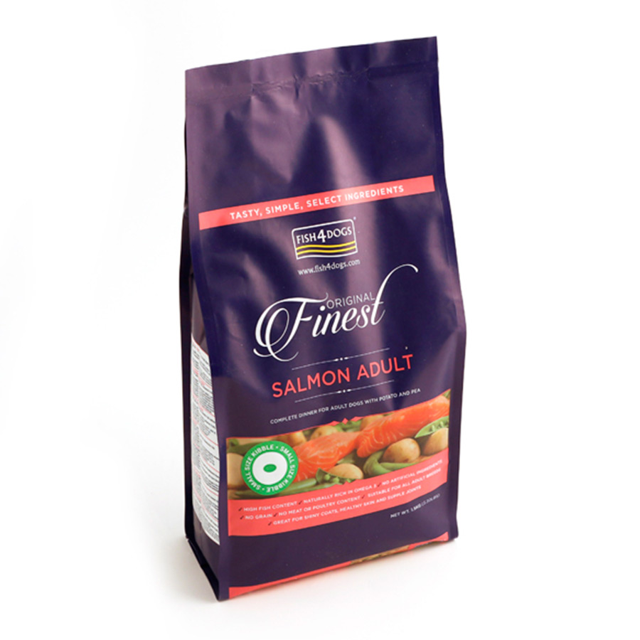 Finest Fish4Dogs Mini Adult Salmón 6kg, , large image number null