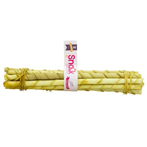 Criadores chuches Twisted Sticks bacon para perros image number null