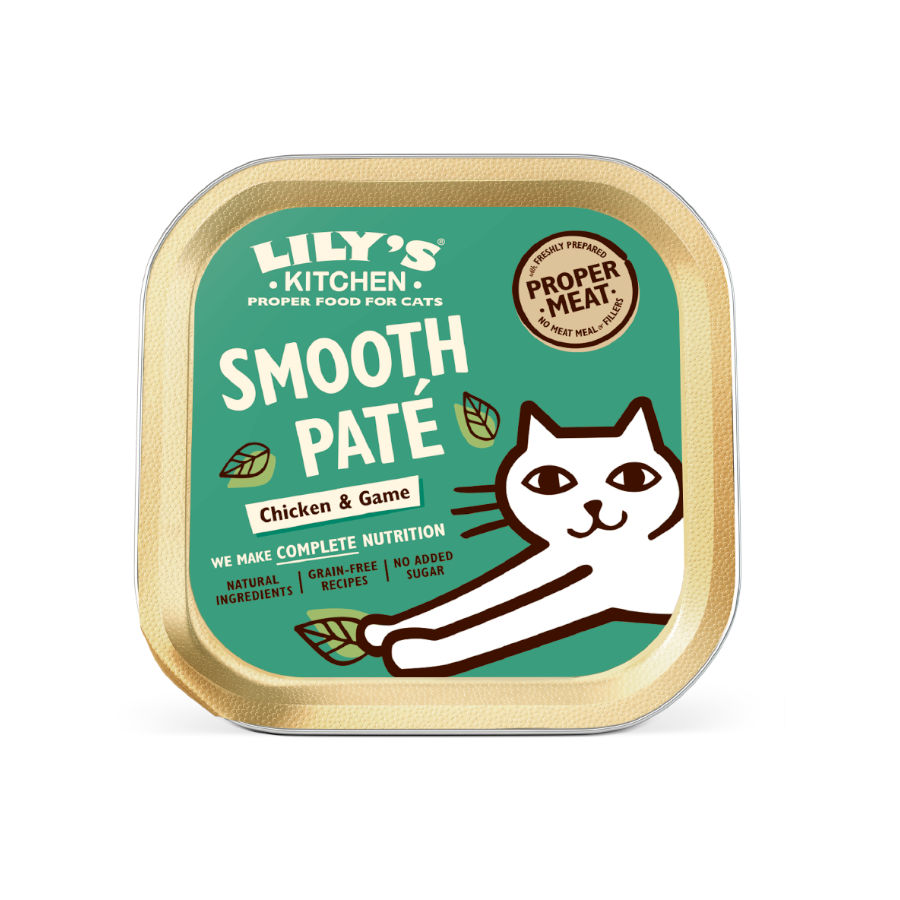 Lily's Kitchen Feline tarrina 85 gr, , large image number null