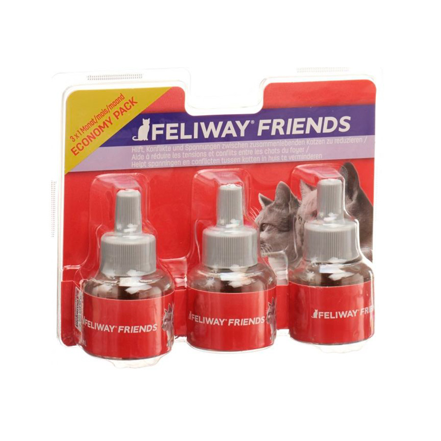 Pack 3 Recambios Feliway 3 Pack, , large image number null