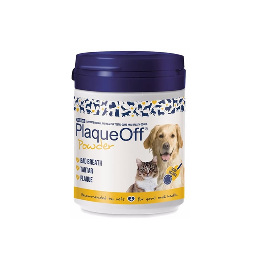 Suplemento Nutricional Plaque Off para Perros image number null