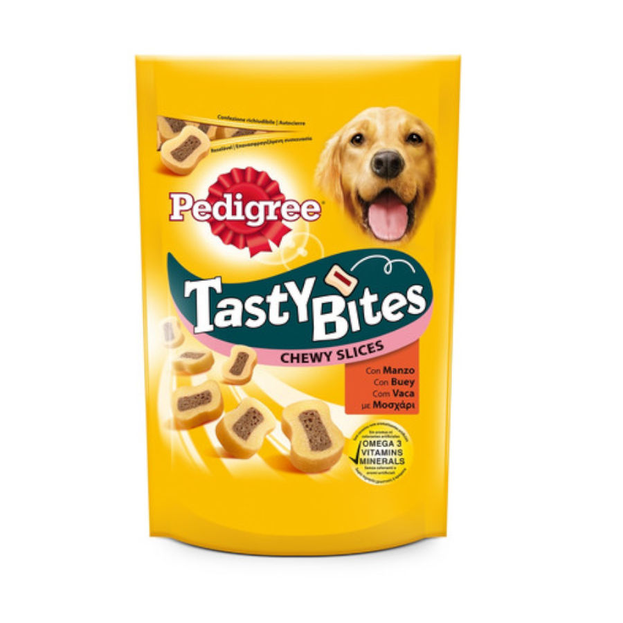 Snacks Pedigree Chewy Slices, , large image number null