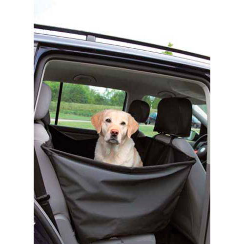 Trixie funda impermeable para coches con perro image number null