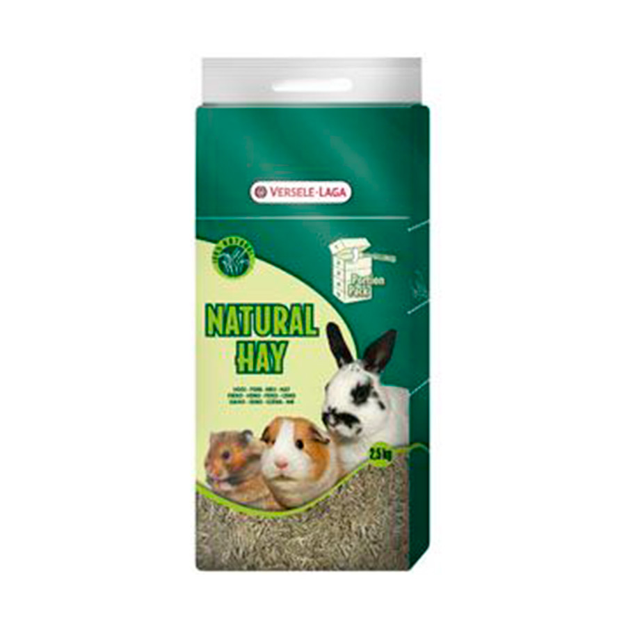Heno Natural de Versele - Laga 2,5 kg, , large image number null