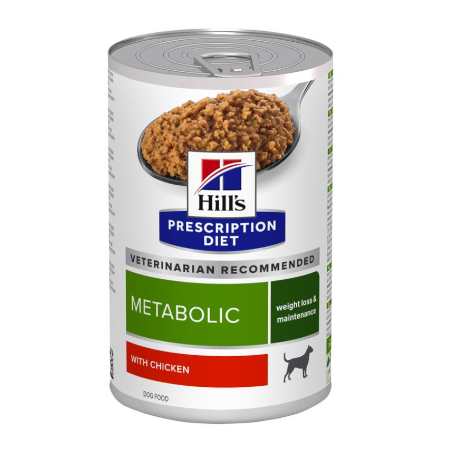 Hill's Lata Prescription Diet Metabolic canine 370 gr, , large image number null