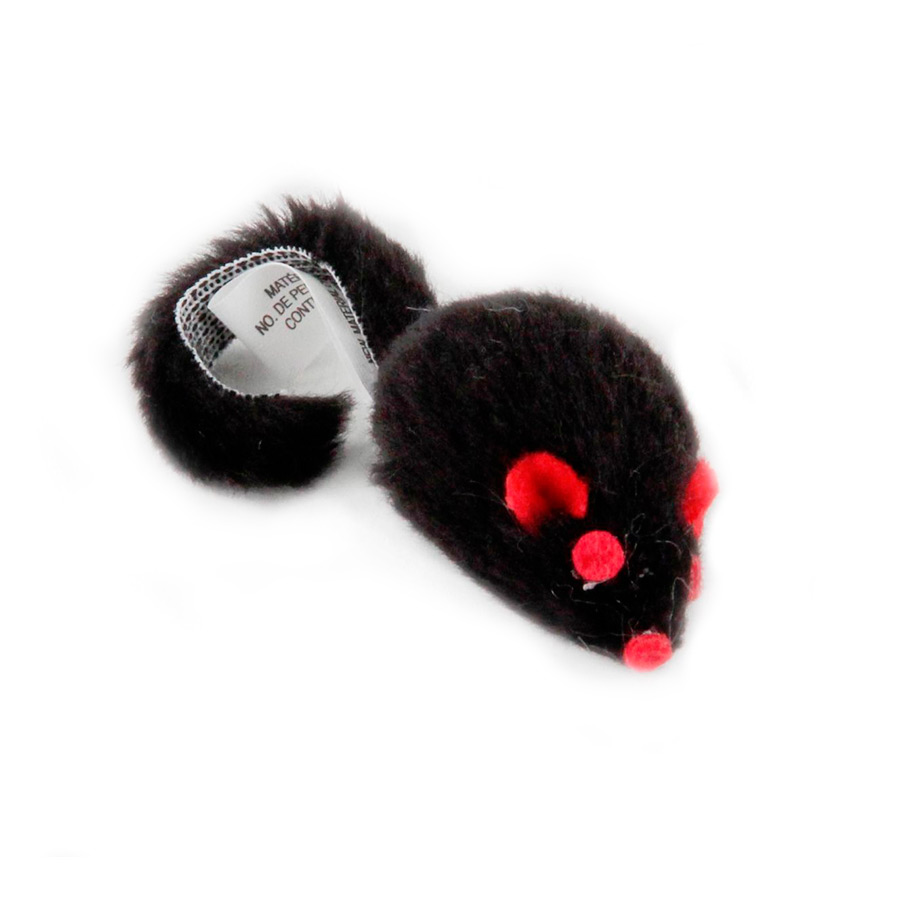 Juguete Plush Mouse The Cat Band para gato, , large image number null