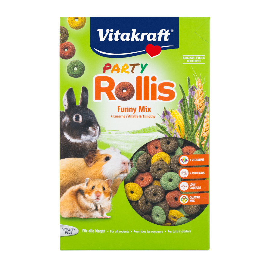 Vitakraft Rollis Party 500 gr, , large image number null