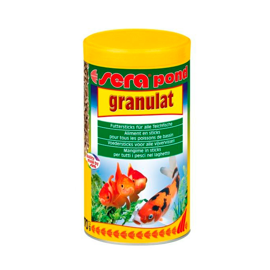 Sera Pond Granulat : 3000 ml, , large image number null