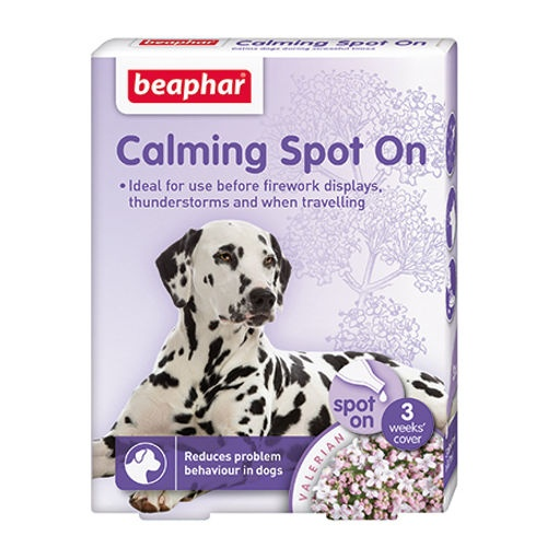 Beaphar Calming Spot On relajante para perros image number null