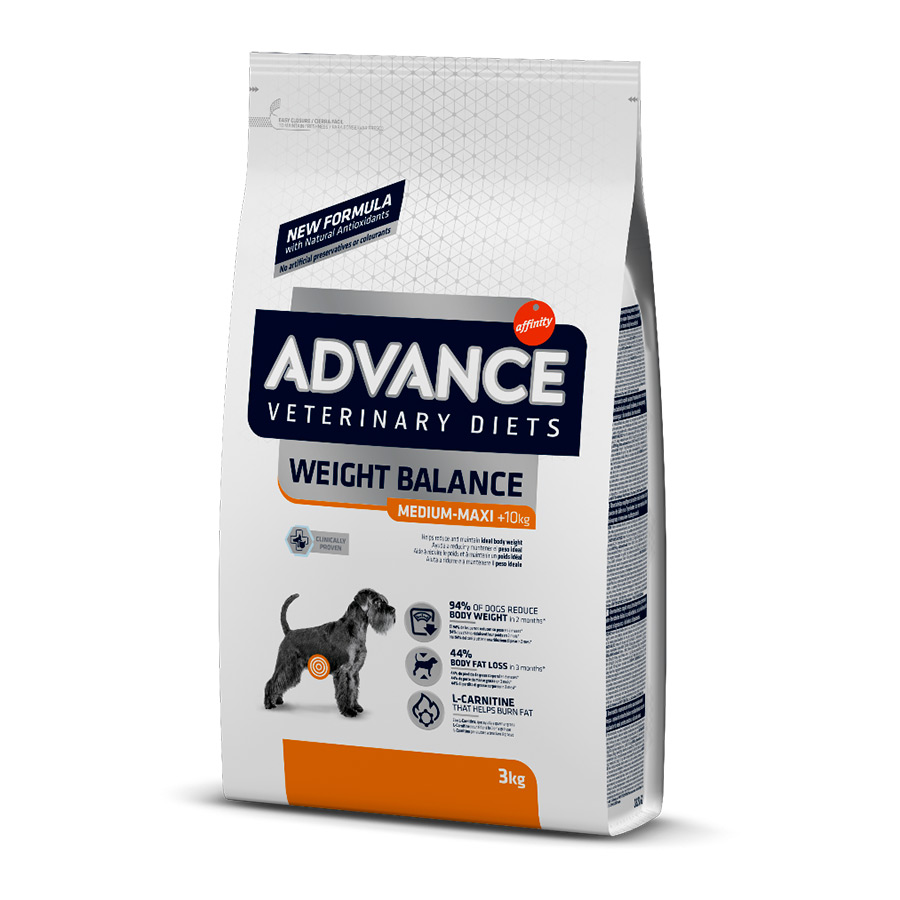 Affinity Advance veterinary Diets Weight Balance Medium/Maxi, , large image number null