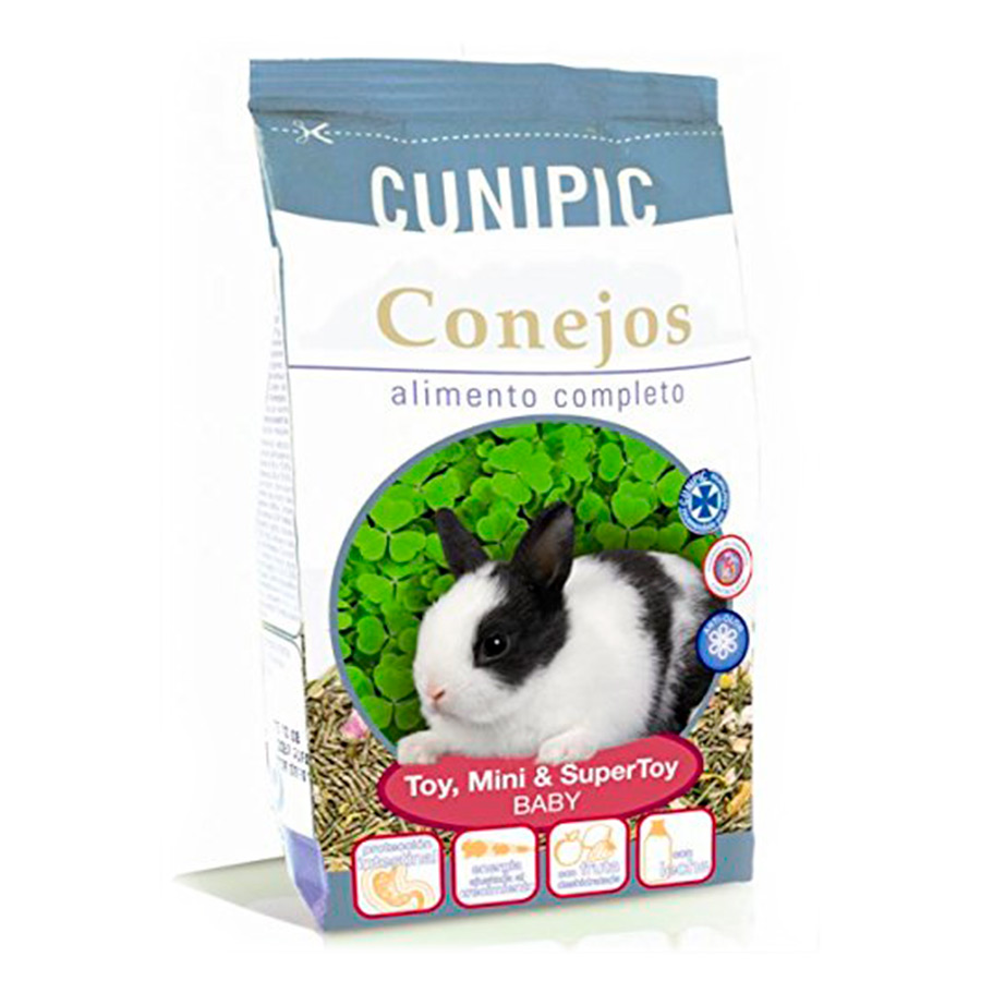 Alimento para Conejo Baby Toy Cunipic, , large image number null