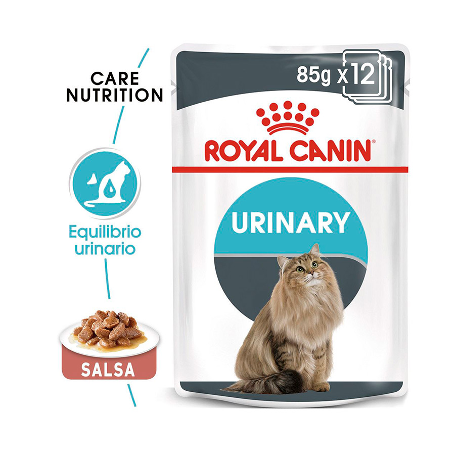 Sobres Royal Canin Feline Urinary Care 85 gr, , large image number null