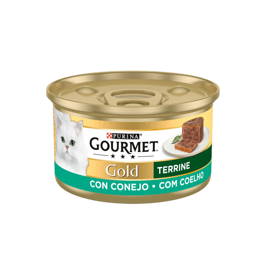 Pack 24 Latas Gourmet Gold Terrine 85 gr, , large image number null