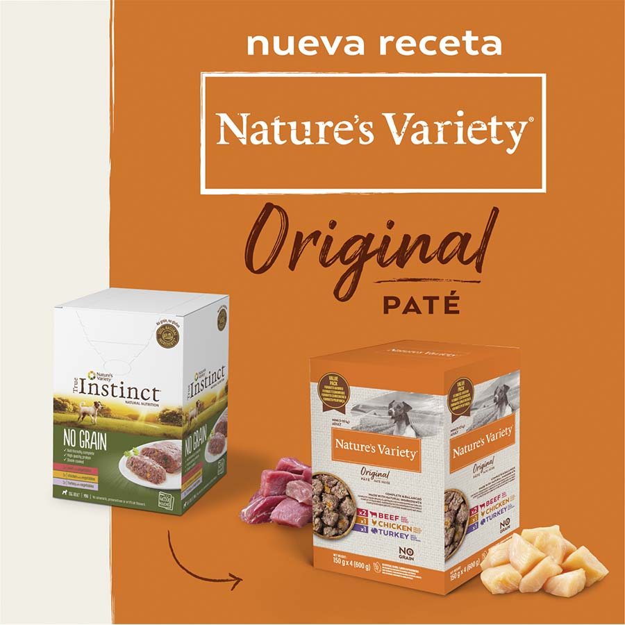 Nature's Variety Multipack para perros de raza mini 4x150gr, , large image number null