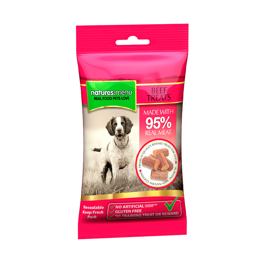 Natures Menu Snacks para perro 60 gr, , large image number null