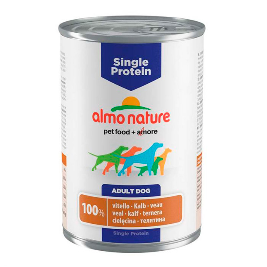 Lata para Perros Almo Nature Single Protein, , large image number null