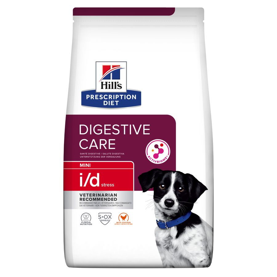 Hill's Prescription Diet Mini i/d Digestive Care Stress, , large image number null
