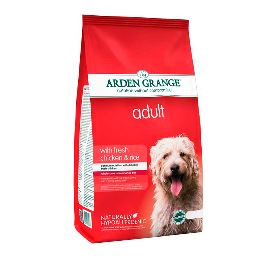 Arden Grange Adult Pollo y Arroz 12 kg, , large image number null