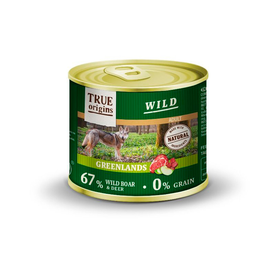 True Origins Wild lata Greendlands 200 gr, , large image number null
