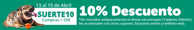 ¡No te lo pierdas! 10% de descuento en tus compras online